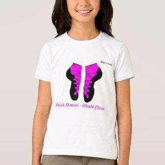 Camiseta Bailarín irlandés - de calidad mundial