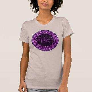 Camiseta Bailarina de la danza del vientre