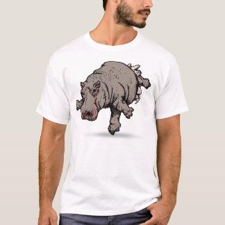 Camiseta Bailarina del hipopótamo