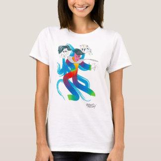 Camiseta Baile del oscilación