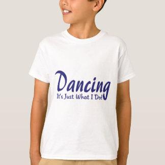 Camiseta Baile su qué lo hago