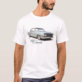 Camiseta BAJA superior 1961 del JINETE de la