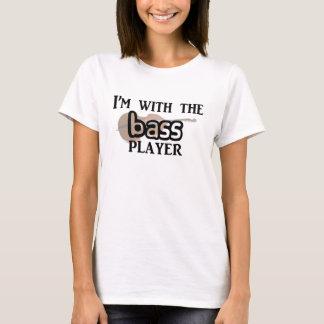 Camiseta Bajista