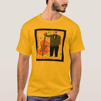 Camiseta Bajista de secuencia