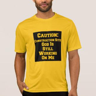 Camiseta Bajo construcción