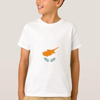Camiseta ¡Bajo costo! Bandera de Chipre