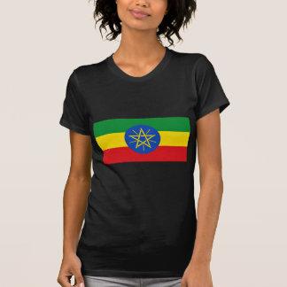 Camiseta ¡Bajo costo! Bandera de Etiopía