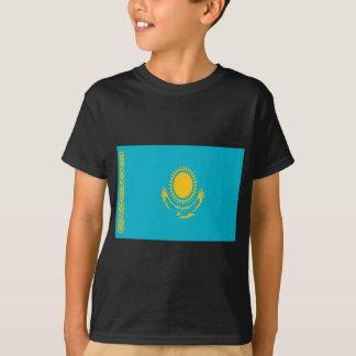 Camiseta ¡Bajo costo! Bandera de Kazajistán