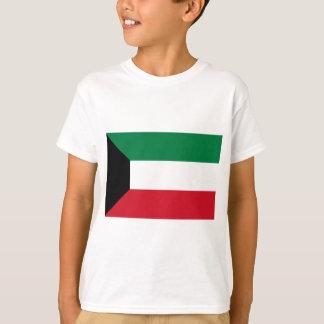 Camiseta ¡Bajo costo! Bandera de Kuwait