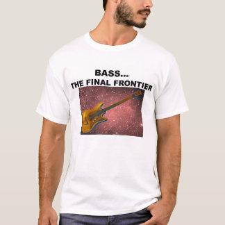 Camiseta BAJO… la frontera final