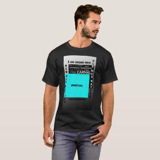 Camiseta Bajo nueva gestión con Jesucristo