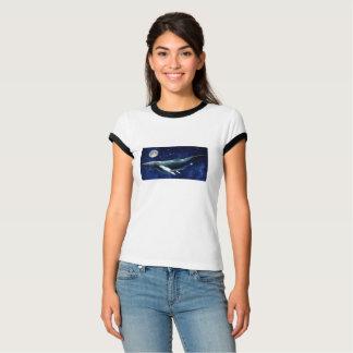 Camiseta Ballena del espacio