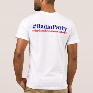 """Camiseta Baloncesto de Washington """"quién tiene las"""