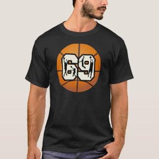 Camiseta Baloncesto del número 69