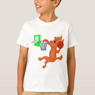 Camiseta Baloncesto feliz por los Happy Juul Company