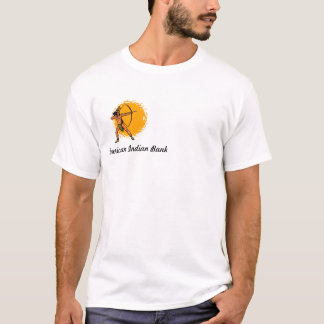 Camiseta Banco indio americano de AIB