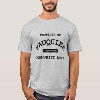 Camiseta Banda de Fauquier -- TROMPA