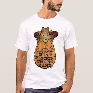 Camiseta Banda de secuencia doblada de Pluckin Merch