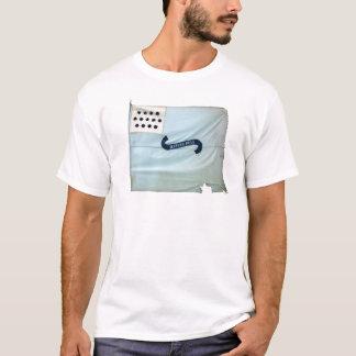 Camiseta bandera 2nj - con el texto