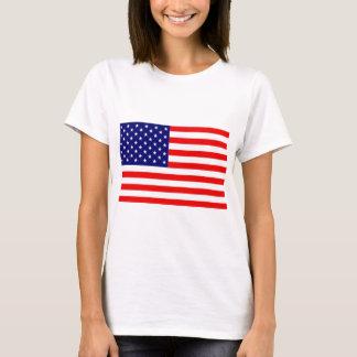 Camiseta Bandera americana