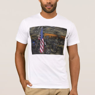 Camiseta Bandera americana de Harley Davidson