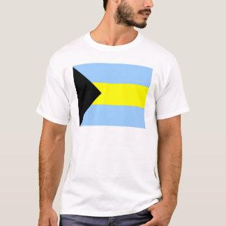 Camiseta Bandera bahamesa