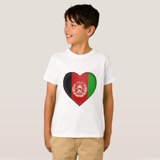 Camiseta Bandera de Afganistán