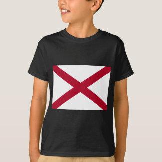 Camiseta Bandera de Alabama
