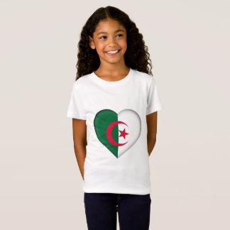Camiseta Bandera de Argelia
