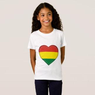 Camiseta Bandera de Bolivia