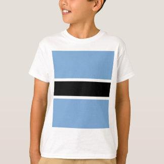 Camiseta Bandera de Botswana