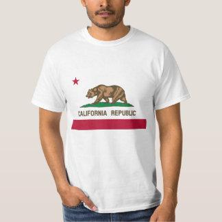 Camiseta Bandera de California