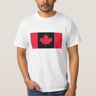 Camiseta Bandera de Canadá - Drapeau du Canadá