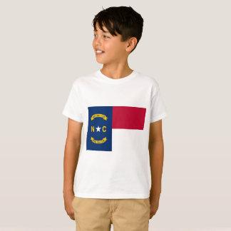 Camiseta Bandera de Carolina del Norte