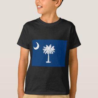 Camiseta Bandera de Carolina del Sur