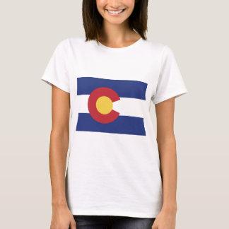 Camiseta Bandera de Colorado
