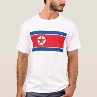 Camiseta Bandera de Corea del Norte