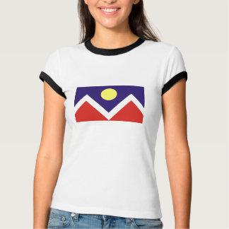 Camiseta Bandera de Denver, Colorado