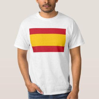 Camiseta Bandera de España, Bandera de España, Bandera