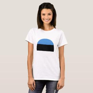 Camiseta Bandera de Estonia