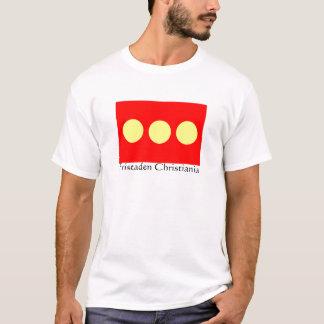 Camiseta Bandera de Freetown Christiania