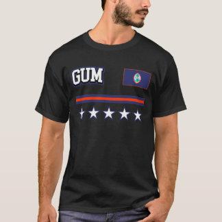 Camiseta Bandera de Guam