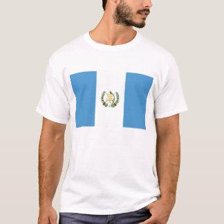 Camiseta Bandera de Guatemala