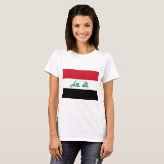 Camiseta Bandera de Iraq