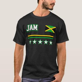 Camiseta Bandera de Jamaica