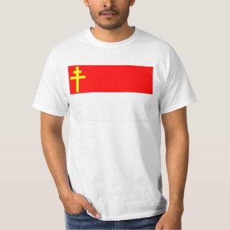 Camiseta Bandera de la Alsacia-Lorena