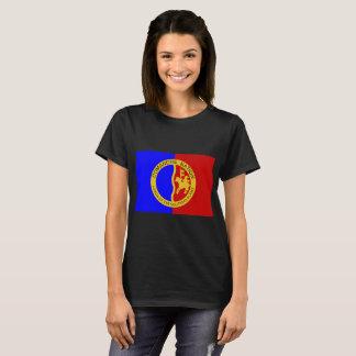 Camiseta Bandera de la nación del Comanche