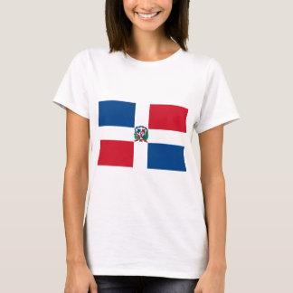 Camiseta Bandera de la República Dominicana