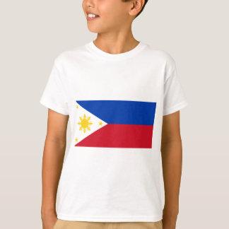 Camiseta Bandera de las Filipinas