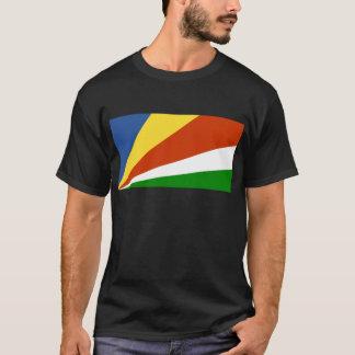 Camiseta Bandera de las Seychelles